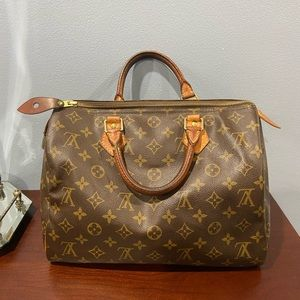 Authentic LV Speedy